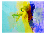 Amy Winehouse 2 Prints by  NaxArt