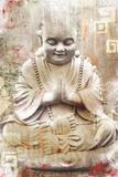 Buddhist Monk - Posterler