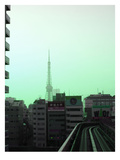 Tokyo Train Ride 7 Art by  NaxArt