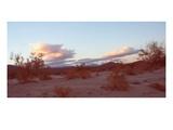 Desert And Sky Kunstdrucke von  NaxArt