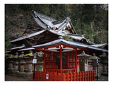Nikko Monastery Building Prints by  NaxArt