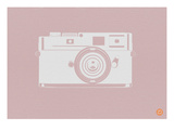 Vintage Camera Poster Print by  NaxArt