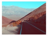 Death Valley Road 3 Prints by  NaxArt