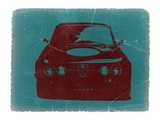 Alfa Romeo Print by  NaxArt