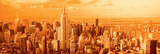 Manhattan-Vanilla Sky Kunstdruck