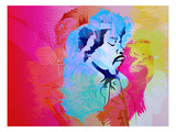 Jimmy Hendrix Prints by  NaxArt