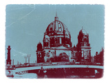Berlin Cathedral Prints by  NaxArt