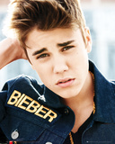 Justin Bieber-Jacket Photographie