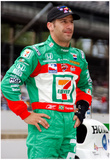 Tony Kanaan 2003 Indianapolis 500 Indycar Racing Archival Photo Poster Posters
