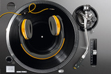Turntable Smile Photo