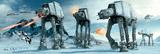 Star Wars - Hoth Kunstdruck