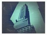 Chrysler Building Prints by  NaxArt