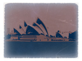 Sydney Prints by  NaxArt