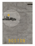Boston Poster Prints by  NaxArt