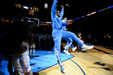 Oklahoma City, OK - June 12: James Harden Photographic Print by Andrew Bernstein