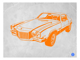 My Favorite Car 6 Poster by  NaxArt