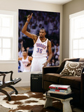 Oklahoma City, OK - June 6: Kevin Durant Wall Mural by Ronald Martinez