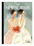 The New Yorker Cover - June 25, 2012 Premium Giclee Print by Gayle Kabaker