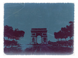 Arc De Triumph Prints by  NaxArt