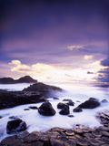 Giant's Causeway in Northern Ireland Photographic Print by Chris Hill