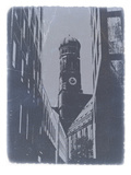 Munich Frauenkirche Prints by  NaxArt