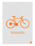 Keep The Wheels Turning Posters by  NaxArt