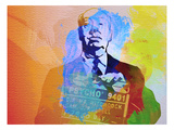 Alfred Hitchcock 2 Prints by  NaxArt