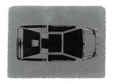 1972 Maserati Boomerang Poster by  NaxArt