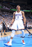 Oklahoma City, OK - June 6: Russell Westbrook Photographic Print by Layne Murdoch