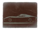 Lamborghini Miura Reprodukcje autor NaxArt