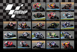 Motogp 2012-Riders Posters
