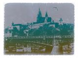 Castilo De Praga Print by  NaxArt