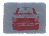 Bmw 2002 Front Prints by  NaxArt