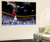 Oklahoma City, OK - June 12: LeBron James Reproduction murale géante par Andrew Bernstein