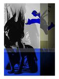 Blue Romance Láminas por  NaxArt