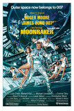 James Bond-Moonraker Poster