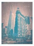 San Francisco Prints by  NaxArt