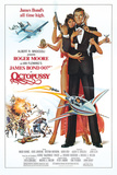 James Bond-Octopussy Pósters
