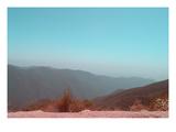 Southern California Mountains 1 Prints by  NaxArt