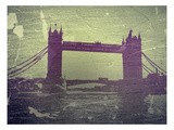 Tower Bridge London Posters by  NaxArt