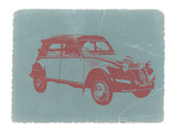 Citroen 2Cv Art by  NaxArt