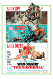James Bond-Thunderball Prints