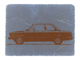 Bmw 2002 Print by  NaxArt