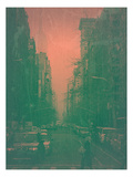 5Th Ave Prints by  NaxArt