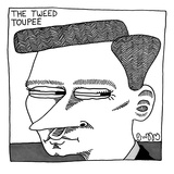 A man's head with a tweed toupeé. - New Yorker Cartoon Premium Giclee Print by J.C. Duffy