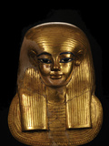 The Funerary Mask of Tut's Great-Grandfather, Yuya Photographic Print by Kenneth Garrett