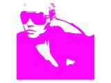 Niki Pink Prints by  NaxArt