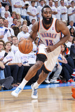 Oklahoma City, OK - June 6: James Harden Photographic Print by Layne Murdoch