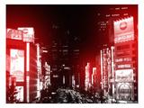 Tokyo Street Prints by  NaxArt