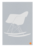 Eames Rocking Chair Poster by  NaxArt
